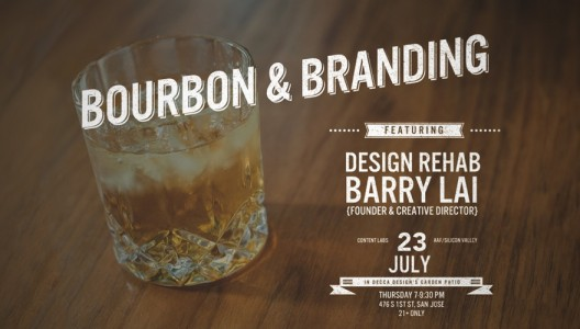 AAF-SV & Content Labs invite you to Bourbon & Branding